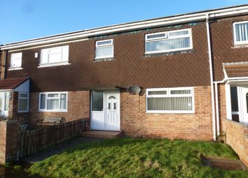 Thumbnail 3 bed terraced house for sale in Wheatfield Close, Moreton, Wirral