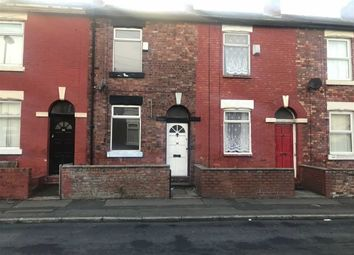 Thumbnail 2 bedroom terraced house for sale in Butman Street, Abbey Hey, Manchester