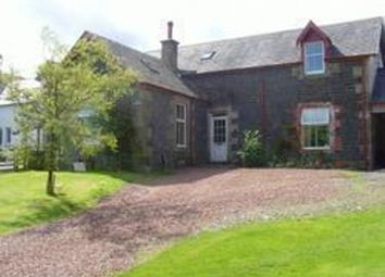 Thumbnail 4 bed farmhouse to rent in Abington, Biggar