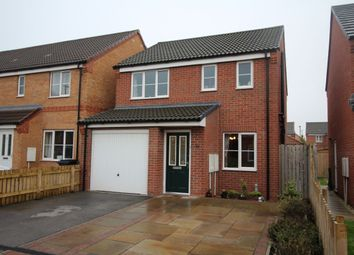 Thumbnail 3 bed detached house for sale in Mulberry Close, Selby