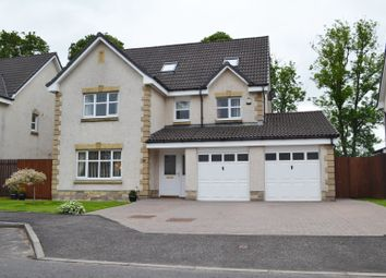 Thumbnail 6 bed detached house for sale in Tennant Wynd, Bellshill