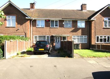 Thumbnail 2 bed terraced house for sale in Cossington Road, Erdington, Birmingham