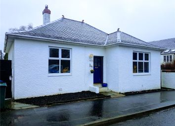 Thumbnail 3 bedroom bungalow for sale in Burnbank Street, Darvel, East Ayrshire