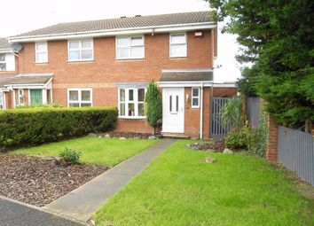3 bed semi-detached house for sale in Parkers Road, Coppenhall, Crewe, Cheshire CW1