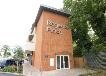 Thumbnail 1 bed flat to rent in Regents Place, Hersham Road, Walton-On-Thames, Surrey