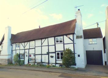 Thumbnail 3 bed cottage for sale in Chapel Lane, Aston Cantlow, Henley-In-Arden