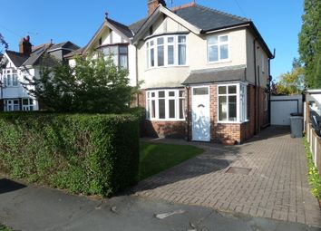 Thumbnail 3 bed semi-detached house to rent in Corden Avenue, Mickleover, Derby