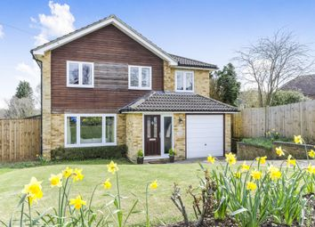 Thumbnail 4 bed detached house for sale in Hillside Road, Teg Down, Winchester