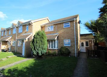 Thumbnail 1 bed terraced house to rent in Newcombe Rise, Yiewsley, West Drayton