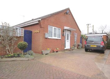 Thumbnail 2 bed detached bungalow for sale in Holm Road, Westwoodside, Doncaster