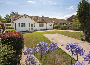 Bellevue Road, Whitstable CT5. 4 bed detached bungalow for sale