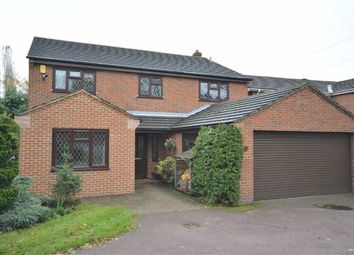 Thumbnail 5 bedroom detached house for sale in Victoria Avenue, Ockbrook, Derby
