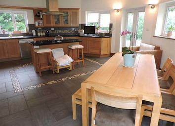 Thumbnail 4 bed detached house for sale in Capel Seion Road, Pontyberem, Llanelli