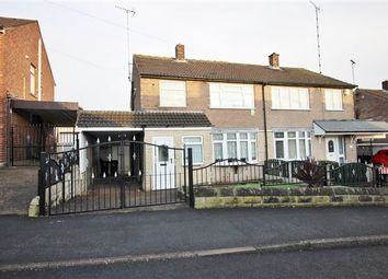 Thumbnail 3 bed semi-detached house for sale in Orgreave Rise, Woodhouse Mill, Sheffield