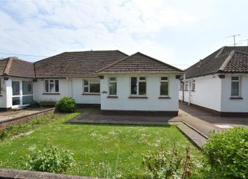 Thumbnail 3 bed semi-detached bungalow for sale in Old Shoreham Road, Lancing, West Sussex