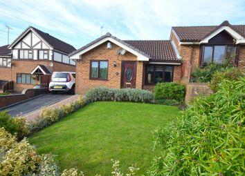 Thumbnail 2 bedroom semi-detached bungalow for sale in Churchbank, Stalybridge