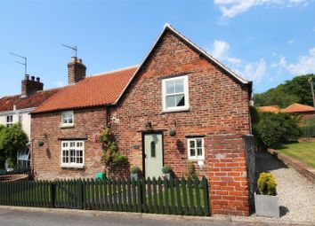 Thumbnail 4 bed cottage for sale in South End, North Dalton, Driffield