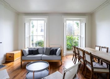 Thumbnail 3 bed flat to rent in Lansdowne Crescent, London