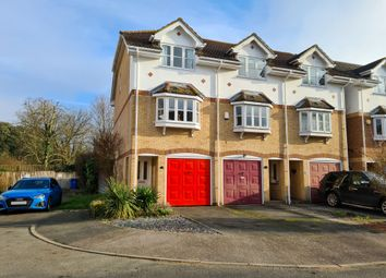 Harcourt, Wraysbury, Staines TW19. 3 bed town house for sale
