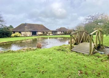 Thumbnail 4 bed barn conversion for sale in Farm Drive, Petersfield