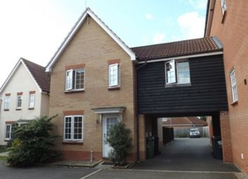 Thumbnail 4 bed property to rent in Cuthbert Close, Thetford