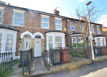 Thumbnail 4 bedroom terraced house to rent in De Beauvoir Road, Reading