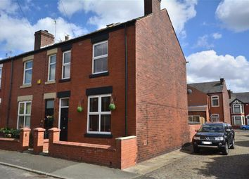 Thumbnail 3 bed end terrace house for sale in Russell Street, Prestwich Manchester