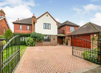 Thumbnail 5 bed detached house for sale in Northill Road, Ickwell, Biggleswade, Bedfordshire