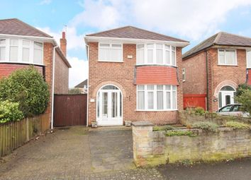 Thumbnail 3 bed detached house for sale in Hollinwell Avenue, Wollaton, Nottingham