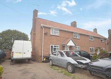 Thumbnail 3 bedroom semi-detached house for sale in School Lane, Harleston, Norfolk