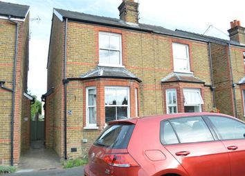 Thumbnail 2 bed semi-detached house to rent in Andrews Close, Epsom