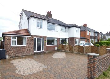 Thumbnail 4 bed semi-detached house for sale in Leeds Road, Scholes, Leeds