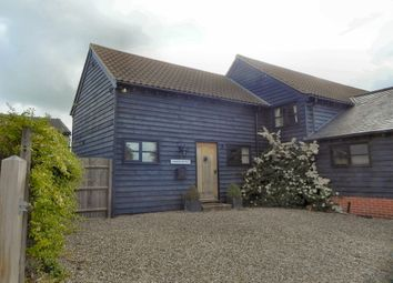 Thumbnail 3 bedroom barn conversion to rent in Roast Green, Clavering, Saffron Walden