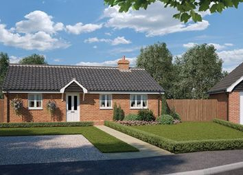 Thumbnail 2 bedroom detached bungalow for sale in St. Michaels Way, Wenhaston, Halesworth