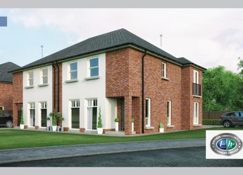 Thumbnail 4 bed semi-detached house for sale in Porter Green Place, Ballyhampton Road, Larne