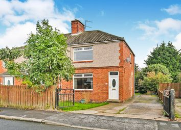 3 bed semi-detached house for sale in Byron Road, Chilton, Ferryhill, Durham DL17