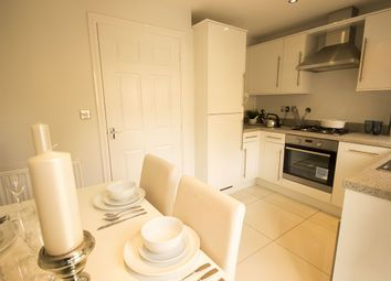 "Thumbnail 3 bed semi-detached house for sale in ""The Souter"" at Bradley Close, Ouston, Chester Le Street"