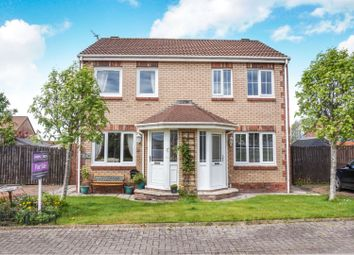 Thumbnail 2 bed semi-detached house for sale in Highfields Road, Annan
