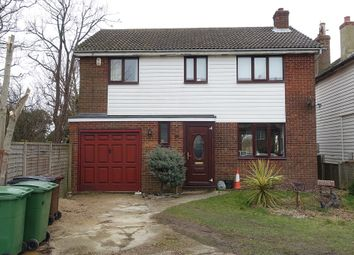 Thumbnail 4 bed detached house for sale in The Ridge, Hastings