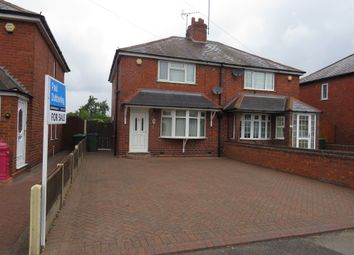Thumbnail 3 bed semi-detached house for sale in Ryders Green Road, West Bromwich