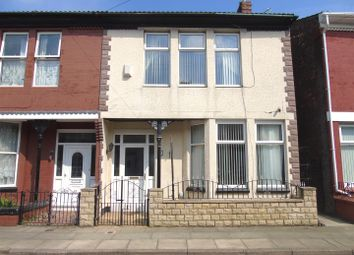 Thumbnail 3 bed semi-detached house for sale in First Avenue, Fazakerley, Liverpool