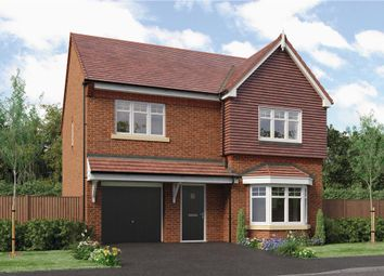 "Thumbnail 4 bed detached house for sale in ""Hollingwood"" at Oteley Road, Shrewsbury"