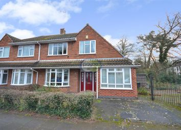 Thumbnail 3 bed semi-detached house for sale in Manor Park Road, Nuneaton