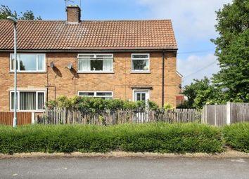 Thumbnail 3 bed semi-detached house for sale in Laburnum Road, Langold, Worksop, Nottinghamshire
