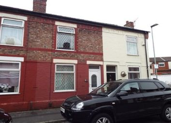 Thumbnail 2 bed terraced house for sale in Laira Street, Warrington, Cheshire