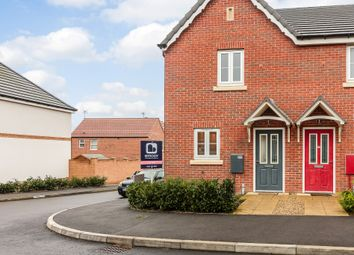 Thumbnail 2 bed semi-detached house for sale in Parkland View, Huthwaite, Nottinghamshire