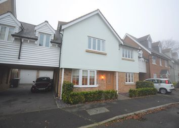 Thumbnail 4 bed link-detached house for sale in Leywood Close, Braintree