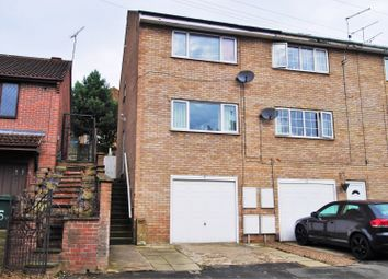 Thumbnail 3 bed end terrace house for sale in Clement Mews, Kimberworth, Rotherham