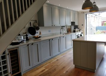 Thumbnail 3 bed terraced house to rent in Manor Way, London