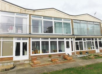 Thumbnail 1 bed flat to rent in Fourty Foot Way, West Bay